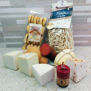 degustazione formaggi e nduja calabresi